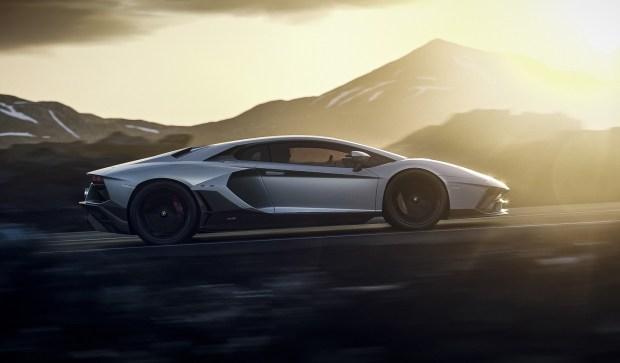 Lamborghini Ultimae: прощальная версия Aventador