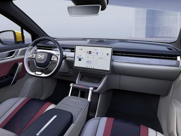 Батарейное кросс-купе Aiways U6 доступно к заказу