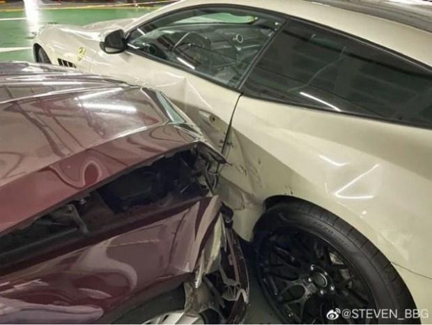 Ссориться себе дороже: семейный конфликт закончился разбитым BMW, Ferrari, Porsche И Mercedes