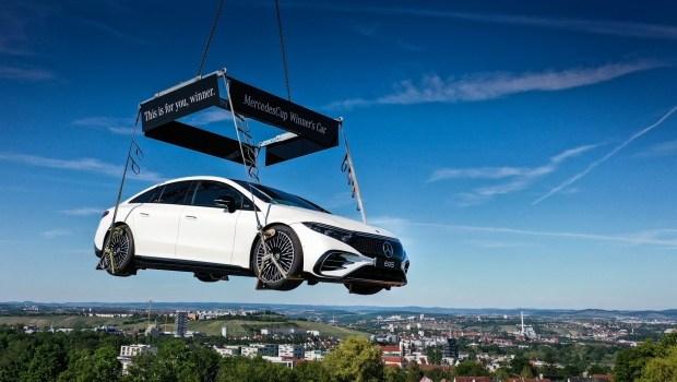 Mercedes-Benz: only EV