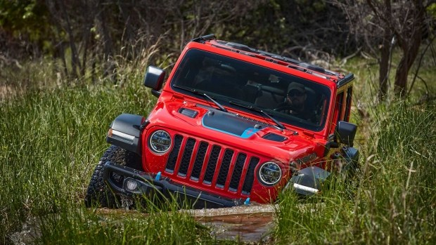 Gorilla Glass на лобовом вашего Jeep
