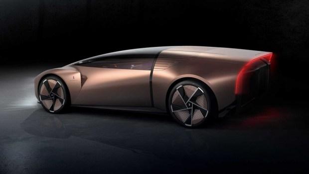 Автомобиль будущего по мнению дизайн-ателье Pininfarina