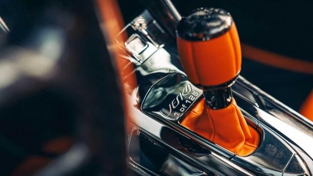 Очень эффектный Koenigsegg Jesko