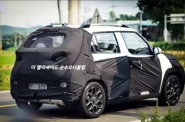 Ваш собственный Casper: самый маленький кроссовер Hyundai