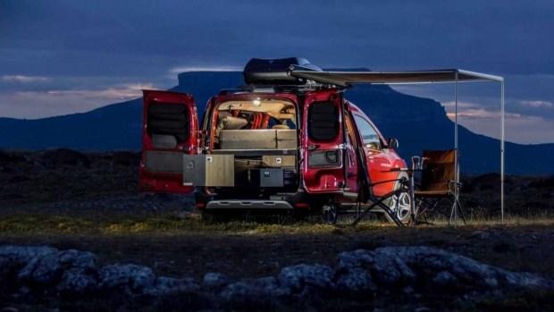 Испанцы превратили Dacia Dokker в доступный кемпер