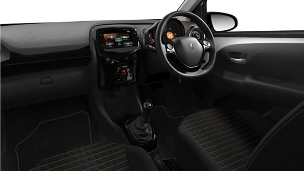Компактный Peugeot 108 обновился
