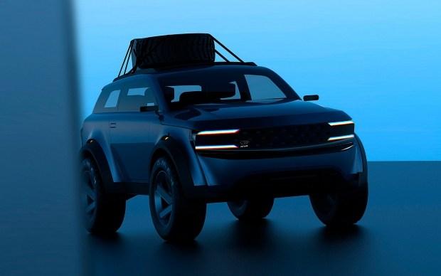 Первые изображения новой Lada Niva