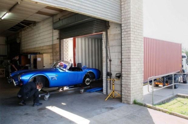 AC Cobra вернется под напряжением