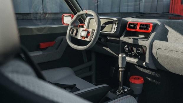 Renault 5 Turbo 3 пополнил «копилку» шикарных рестомодов