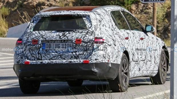 Mercedes готовит соперника Audi A4 allroad