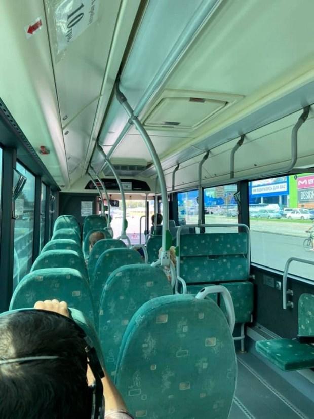 По Киеву начали ездить люксембургские автобусы-гибриды: их плюсы и минусы