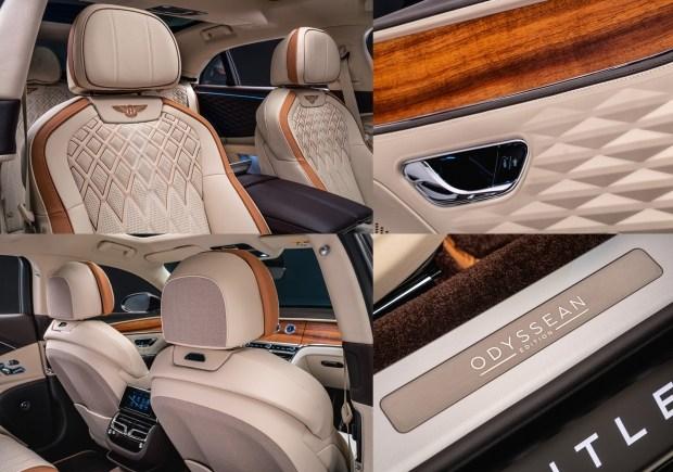 Bentley представил самый «дружелюбный» Flying Spur