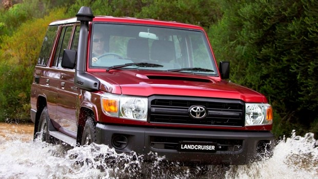 Toyota обновит свой самый «правильный» Land Cruiser