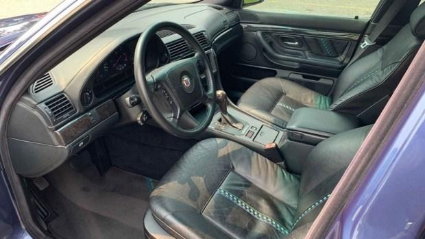 Очень редкая Alpina B12 по цене новой KIA