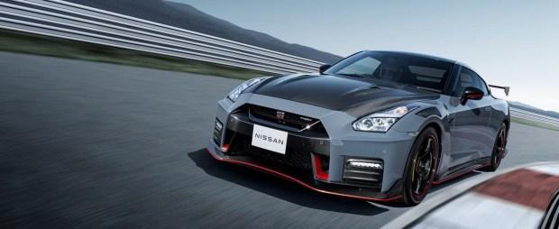 Есть еще порох: все экземпляры Nissan GT-R Nismo распроданы