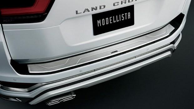 Тюнинг-кит от ателье Modellista: как убить внедорожный потенциал Land Cruiser 300