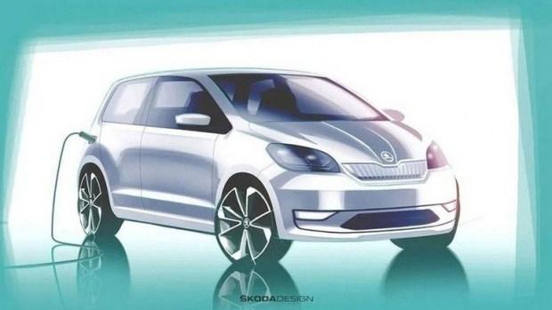 Skoda готовит новый автомобиль под названием Elroq
