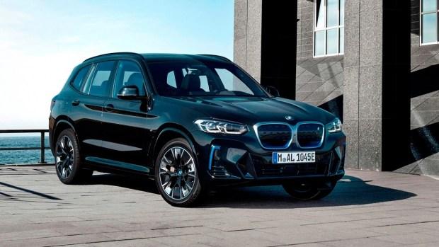 Чего ожидать от новой платформы BMW Neue Klasse?