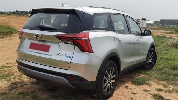 Индийская Mahindra выпустила новый кроссовер XUV700