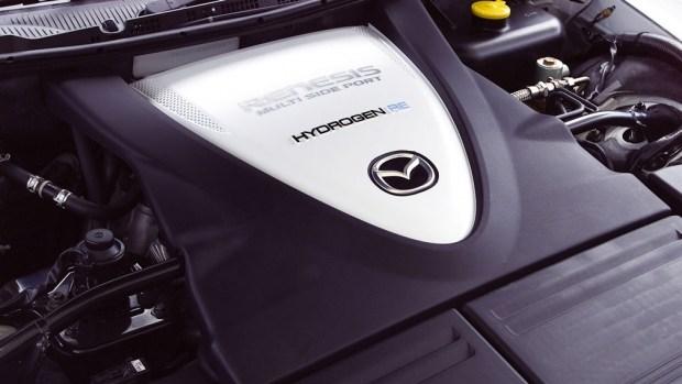 Роторный двигатель Mazda сможет работать на водороде