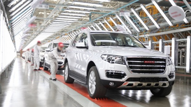 Great Wall Motor приобретает завод Daimler