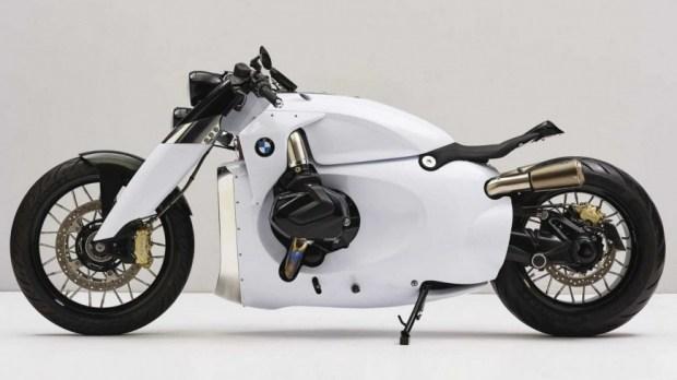 Custom Shop переосмысливает BMW R 1250 R
