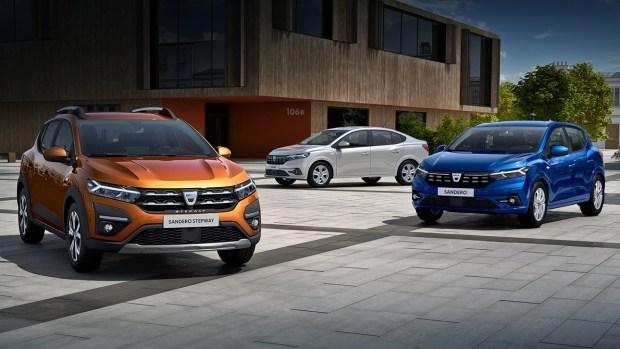 Dacia Sandero: выбор европейцев