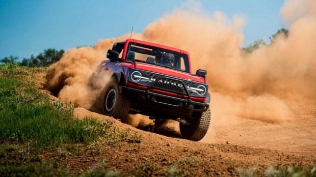 Закончили, толком не начав: Ford прекращает принимать онлайн-заказы на Bronco