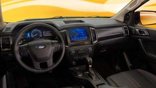Компания Ford воскресила пикап Ranger Splash