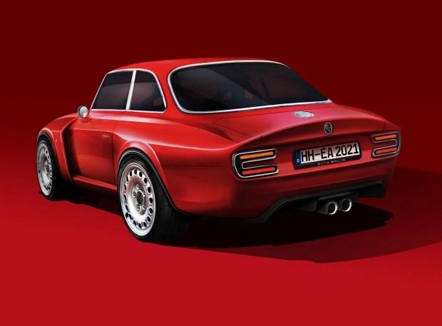 На продажу выставили рестомод Emilia GT Veloce за 470 тысяч долларов