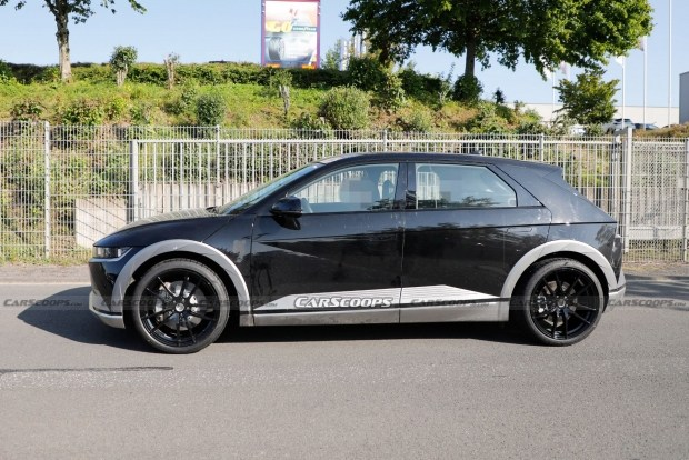 Hyundai Ioniq 5 получит спортивную версию N