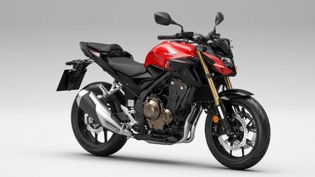 Honda CB500F, CB500R И CB500X получат несколько приятных обновлений