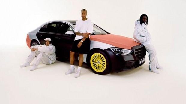 Модники в шоке: Mercedes выпустил коллекцию одежды из подушек безопасности