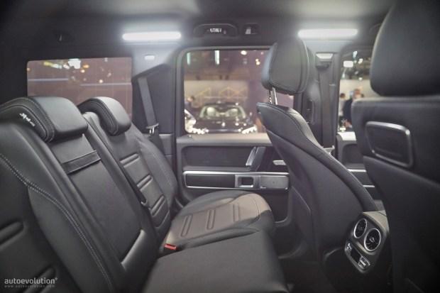Вслед за премьерой EQG, Mercedes обновил классический G-Class