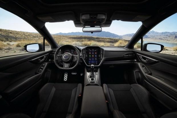 Представлен новый Subaru WRX