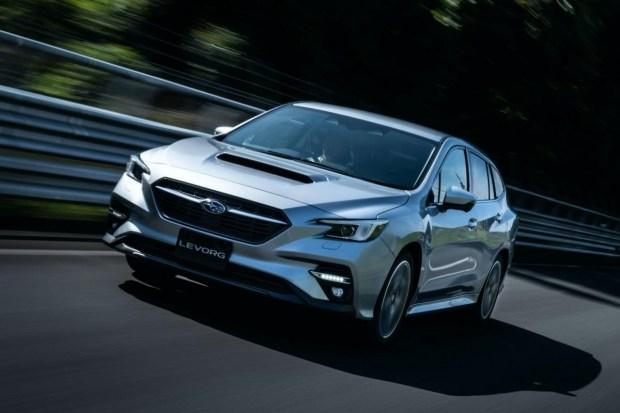 Новый Subaru Levorg станет конкурентом WRX