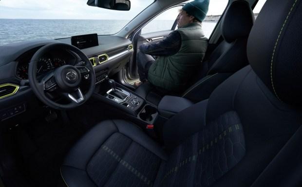 AWD в базе: чем порадует обновленная CX-5