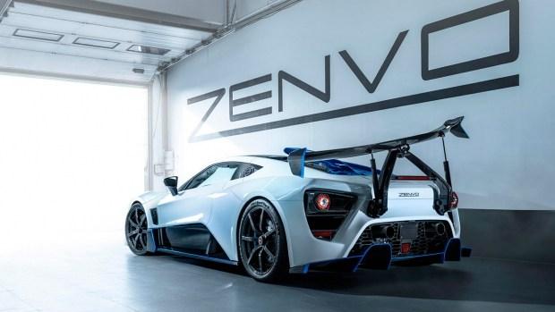 Zenvo готовит новый гибридный суперкар