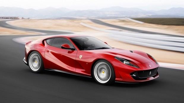 Ferrari готовит обновление для моторной линейки