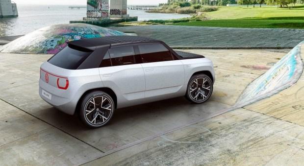 Шеф-дизайнер VW раскрыл главную особенность нового концепта ID.LIFE