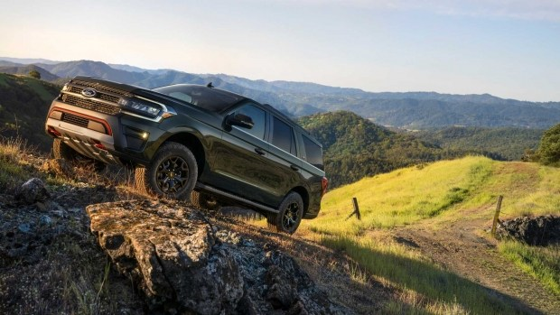 Ford представил обновлённый Expedition