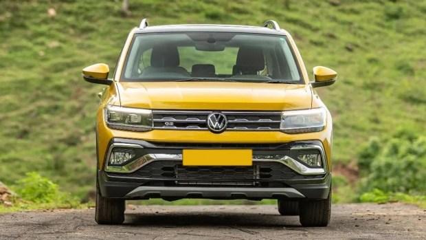 Кроссовер Volkswagen Taigun выходит на рынок Индии