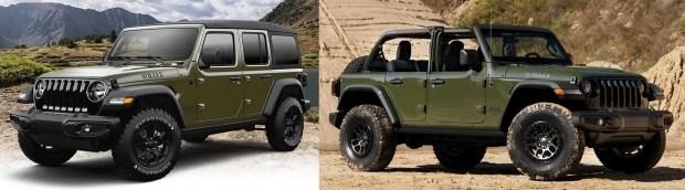 Jeep вернул Willys