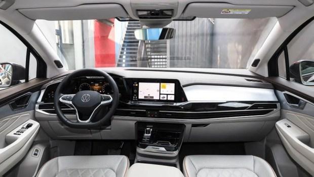 Носорог под адреналином: VW Talagon получил мощный мотор