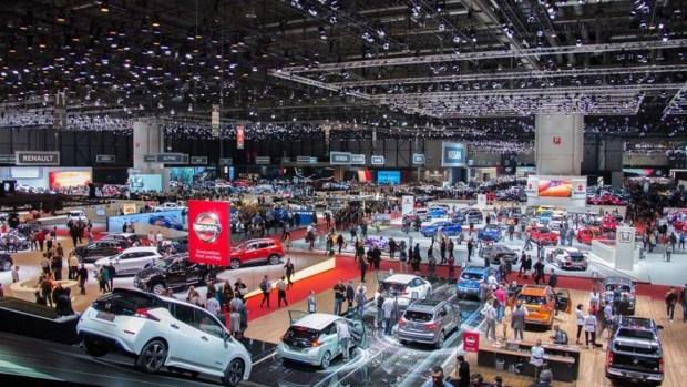 Автосалон в Женеве откроется в феврале 2022 года