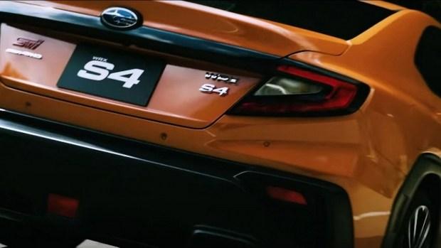 Subaru показала новый WRX со значком STI