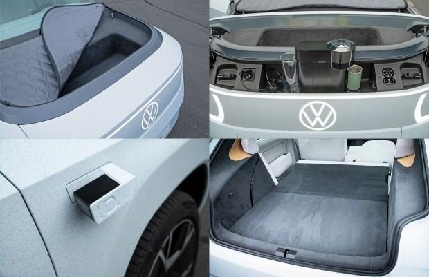VW ID.2 прошёл пресс-тест на стадии прототипа