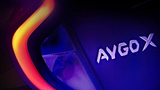 Toyota готова представить новый Aygo X