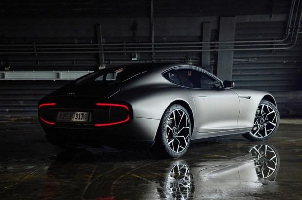 Электрическое купе от сына бывшего босса Volkswagen вышло на тесты