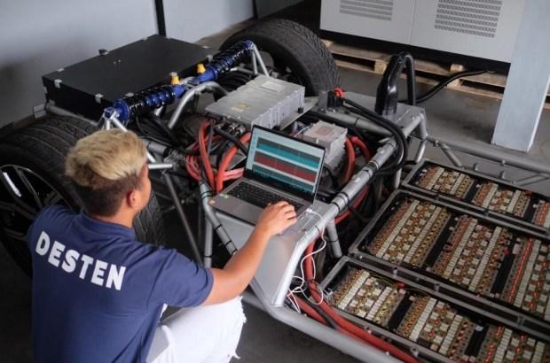 4 минуты 40 секунд: готова самая мощная зарядная станция для EV